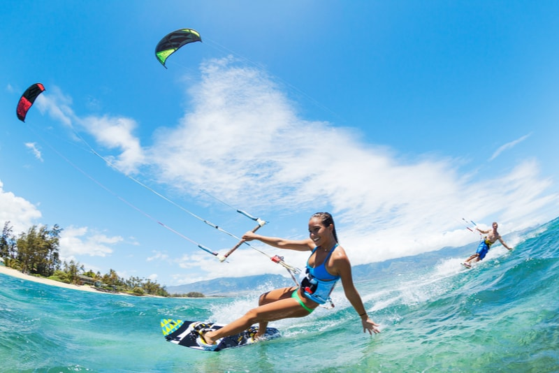 The Developing Trend of Water Sports