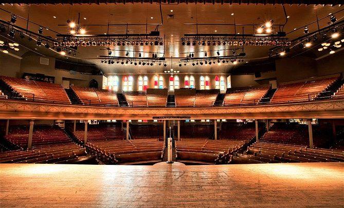 Reasons to Visit The Ryman Auditorium
